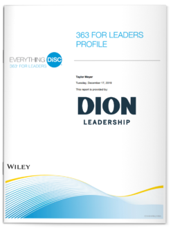 Dion Leadership-363 For Leaders-Everything DiSC