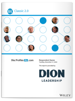 Dion Leadership-DiSC Classic 2.0