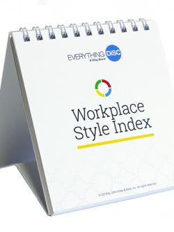 Dion Leadership-Everything DiSC Workplace Style Index