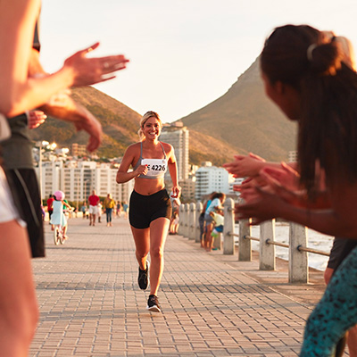 Leaders are running a marathon–not a sprint_